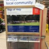 Support Nafsiyat in bagging Tesco's funding!